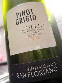 2010 Pinot Grigio - Collio - Vignaioli da San Floriano