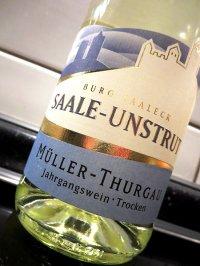 2013 Müller-Thurgau - Burg Saaleck - Saale-Unstrut