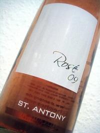 2009 Rosé - St. Antony