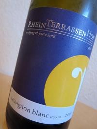 2013 Sauvignon Blanc trocken - Rheinterrassenhof