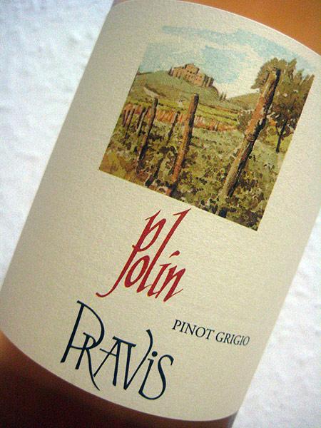 2008 Pinot Grigiot - Polin - Vignetti delle Dolomiti IGT