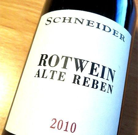 2010-Rotwein-Alte-Reben-Markus-Schneider